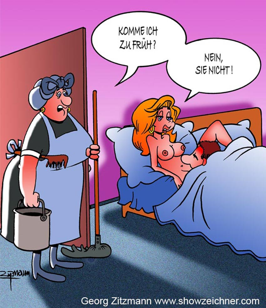 Geile Cartoons