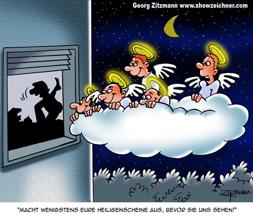 Cartoon der Woche 45